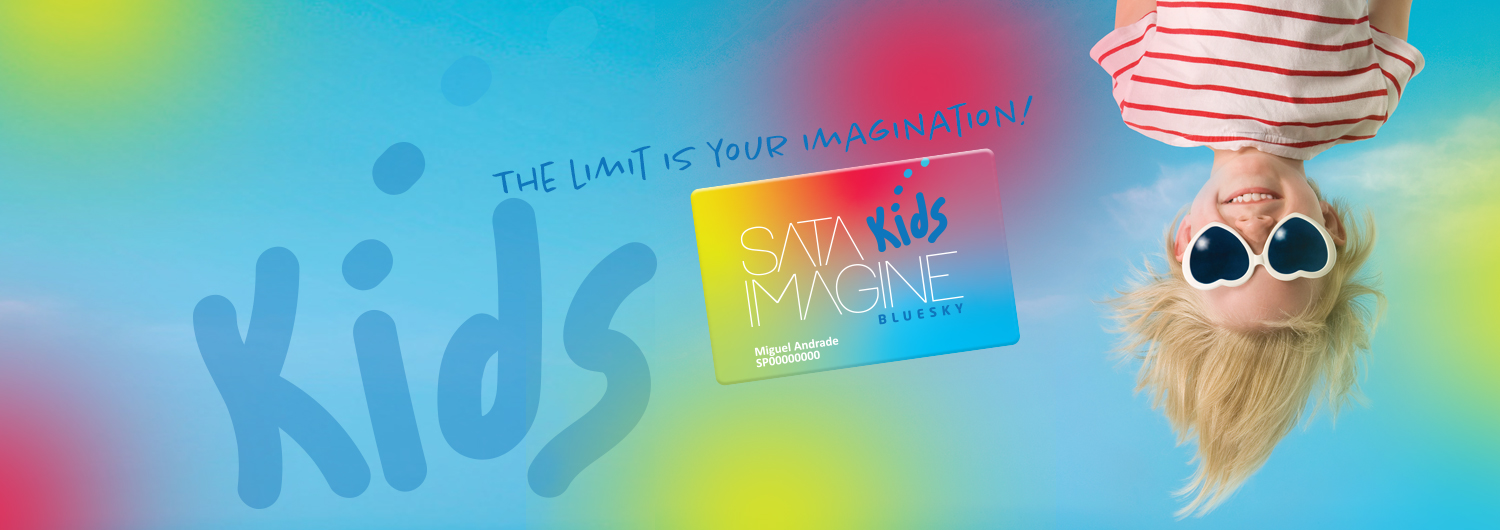 The limit is your imagination! SATA IMAGINE Kids