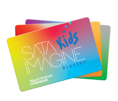 SATA IMAGINE KIDS Cards